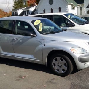2003 Chrysler PT Cruiser (stock number 5219) | Used Cars NH | Byrne Auto